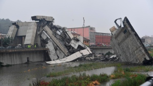 Toronto students narrowly miss deadly bridge collapse in Italy | CTV News