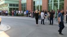 Hundreds of job seekers attend job fair