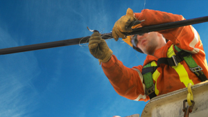 Greater Sudbury Hydro said Tuesday afternoon a pole fire knocked out power to 1,600 homes in the Minnow Lake area. (File)