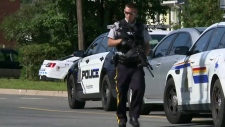 Residents recall chaotic morning in Fredericton