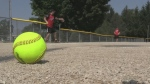 Local teens compete in world fastball championship