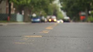 Crosswalks the talk of some blocks in NDG | CTV News