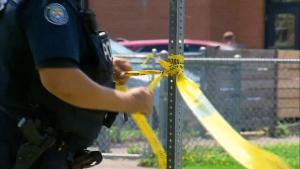 Man shot in back in Etobicoke's Mount Olive neighbourhood: Police | CTV News