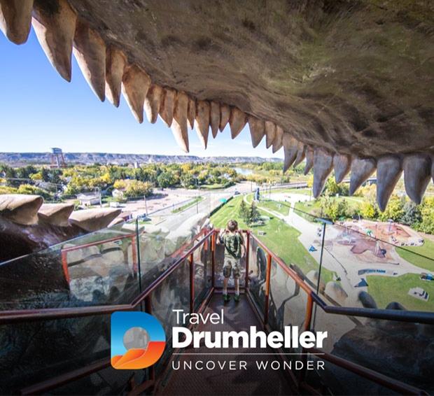 Travel Drumheller contest