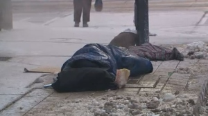 Cold weather not the major killer when it comes to homeless 'rough sleepers:' study | CTV News