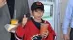 Elijah Lok - Calgary Flames' Chinatown tour guide