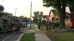Fire in Kitchener on Courtland Avenue costs more than $50K in damage.