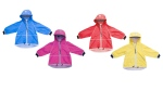 Health Canada is recalling Calikids nylon waterproof shell jacket, style S1654, with a drawstring at the bottom of the outerwear. The jackets range from size 2T to 6Y, and are available in blue, pink, red and yellow.