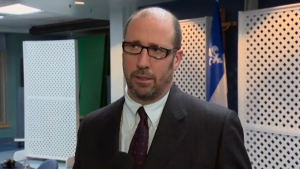 Liberal MNA Francois Ouimet asked not to run | CTV News