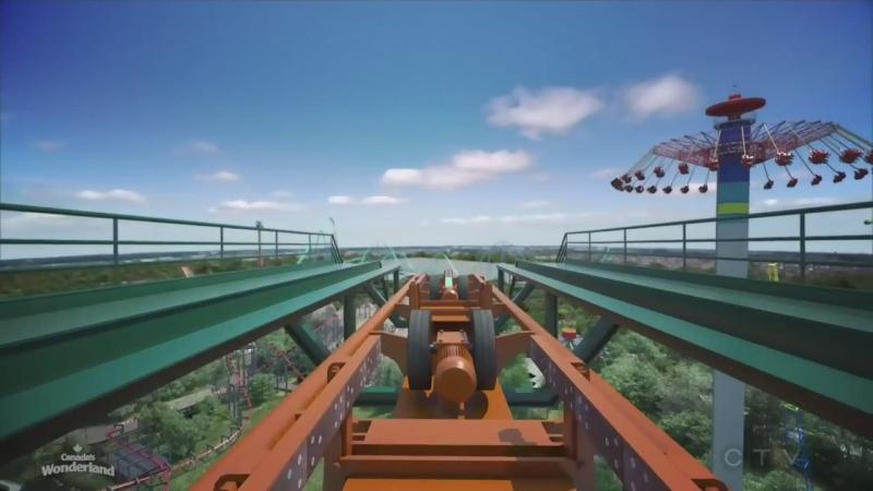 Yukon Striker point of view animation. (YouTube)
