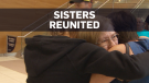 Sisters reunited