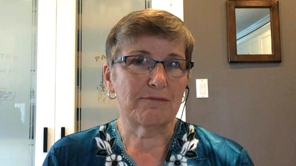 Joan Chaisson is a co-founder of Channel-Port aux Basques community group Autism Involves Me. (CTV)