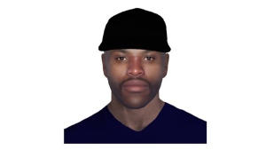 Police are looking to speak with someone who resembles this composite image in connection to a stabbing in Victoria Park. (Source: WRPS)