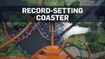 Sneak peek at world's fastest, tallest, longest co