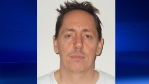 Terrence Matheson, 47, is currently bound by a long-term supervision order related to a sexual assault.