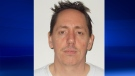 Terrence Matheson, 43, is currently bound by a long-term supervision order related to a sexual assault.