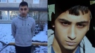 Varinderpal Singh Gill, 19, is seen in these images provided by the Abbotsford Police Department.