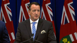 Greg Rickford, Minister of Northern Development, Mines, Natural Resources and Forestry, said the funding is aimed at supporting small- and medium-sized businesses. (File)
