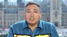 Bellegarde 'saddened' by Maxime Bernier's tweet