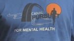 Running to raise mental health awareness