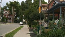 Neighbours shocked after body discovered downtown