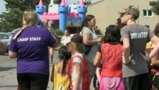 Community hub promoting neighbourhood well-being