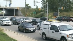 Top 5 Barrie intersections for collisions