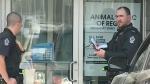 Police investigating after officer shoots dog