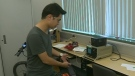 UVic student lands internship with Tesla