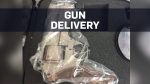 Gun delivery