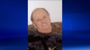 Andre Theoret, 81, has Alzheimer's disease