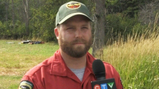 Encouraging news on the Ontario forest fires