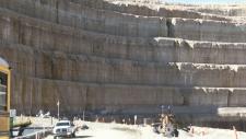 De Beers diamond mine's bittersweet celebration