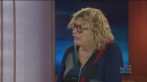 Michelle Blanc: First transgender candidate