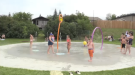Garson-Falconbridge splash pad