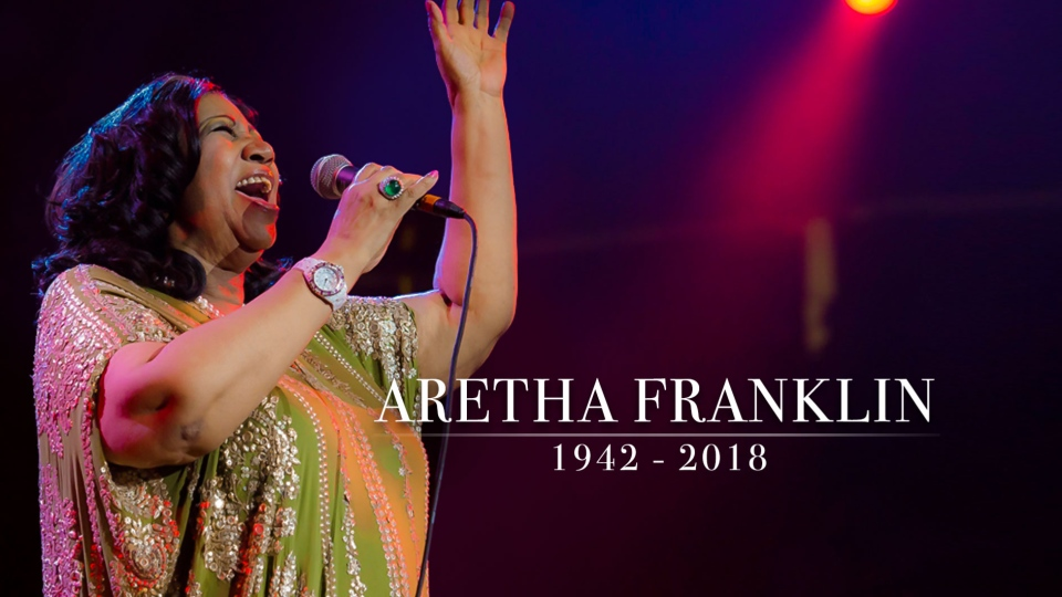 'Queen of Soul' Aretha Franklin has died