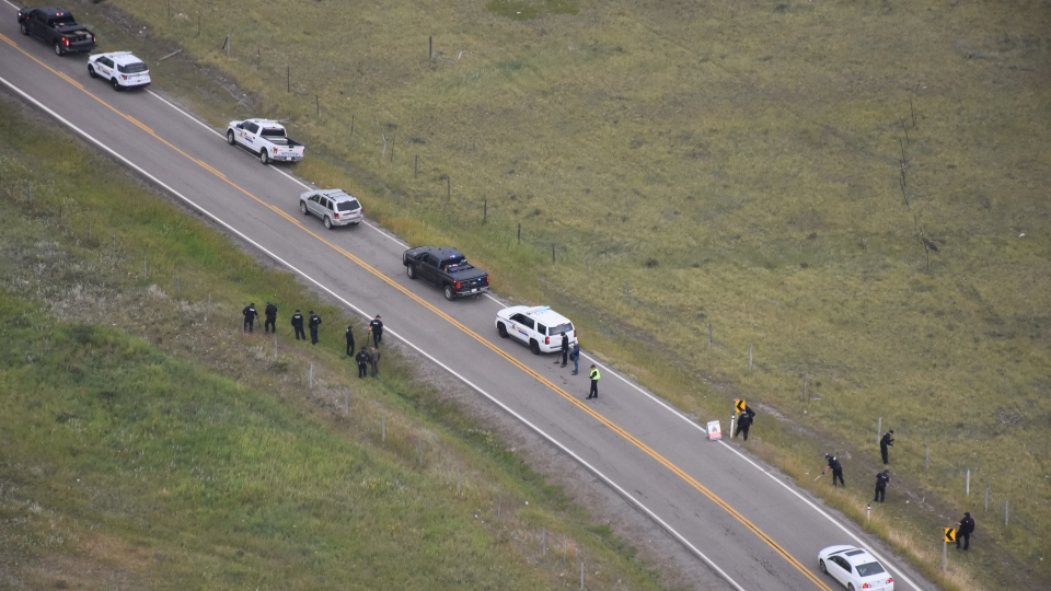 RCMP appeal for tips, dashcam footage in German tourist shooting west of Calgary
