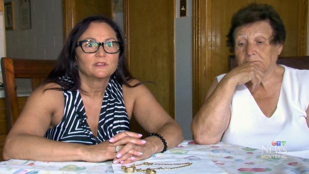 CTV Montreal: Thief uses distraction