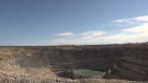 De Beers Canada open pit Victor Diamond Mine