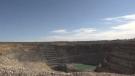 De Beers Canada open pit Victor Diamond Mine