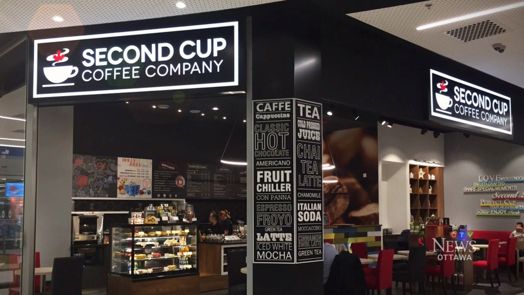 Second Cup