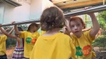 Camp Chaos - Children with apraxia