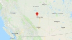 Transport Canada is investigating the crash site in Lac Ste. Anne County, northwest of Edmonton. (GoogleMaps)