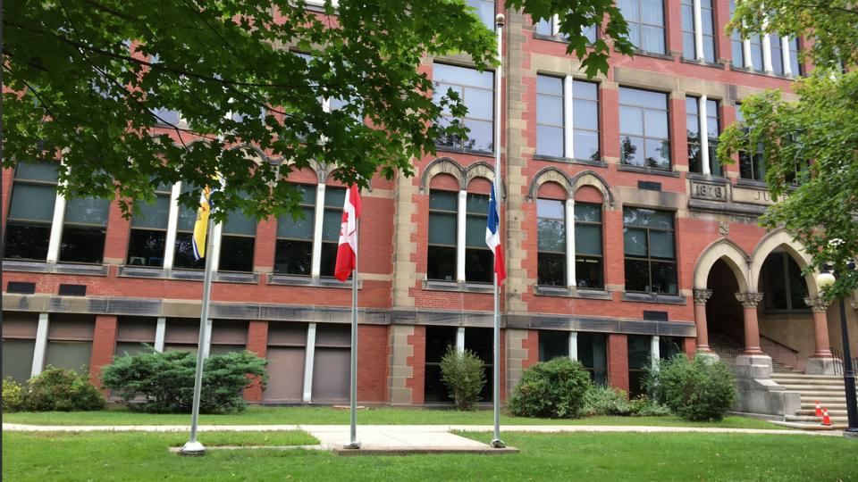 New Brunswick Court of Queen's Bench