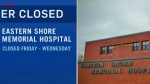 Doctor shortage closes another Nova Scotia ER