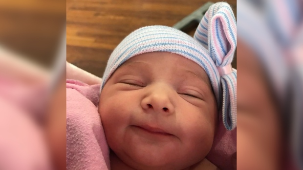 Justin Bieber welcomes new baby sister in social media post