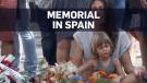Spain memorial