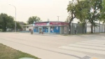 Police said a corner store in the Weston neighbourhood was robbed two nights in a row. (Josh Crabb/CTV Winnipeg)