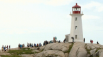 Peggy's Cove -- a beautiful and dangerous place