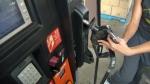 Calgary - gas station